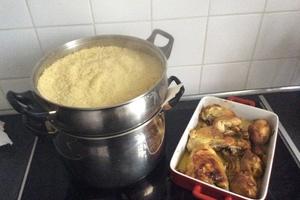 Cenas particulares como en su propia casa: Un coucous familial