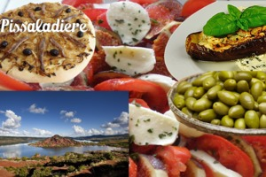 Cenas particulares como en su propia casa: Apéro'bio nature et saveurs locales