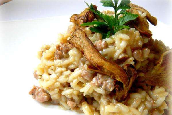 Traditional italian food with an international twist!