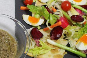 Manger chez l'habitant: L'anchoïade provençale d'autrefois