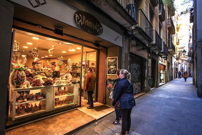 Bites and flavors of barcelona