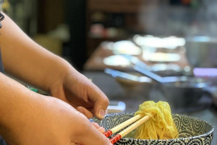 Asakusa classic ramen & crispy gyoza