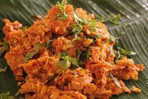 Manger chez l'habitant: South indian flavors lunch