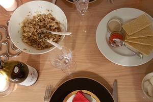 Cenas particulares como en su propia casa: Dîner franco-chinois / diner france-china