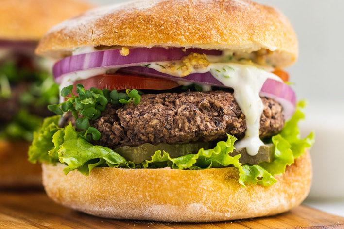 Repas 100% végétarien et local chez anne