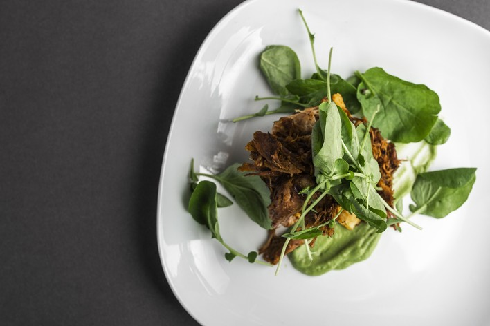 5- course caribbean mediterranean fusion dinner