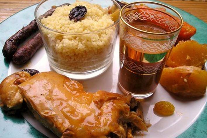Berber meals