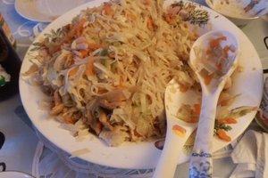 Eat with locals: Repas convivial et multiculturel !!