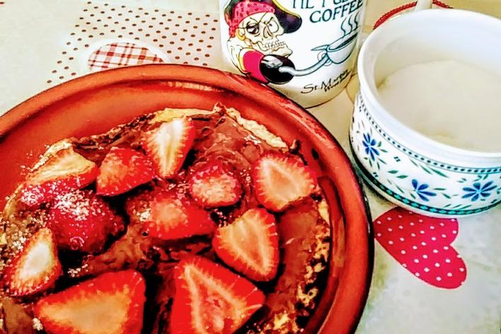 Colazione, desayuno americano