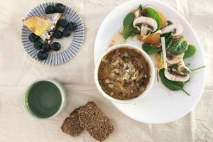 Eat with locals: Atelier cuisine végétale
