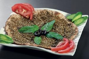 Eat with locals: Manouché - petit dejeuner libanais avec une vue magnifique