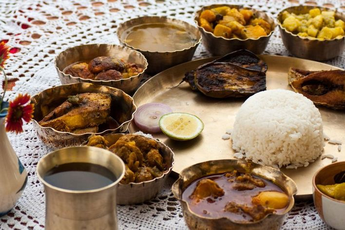 Bengal & beyond - a culinary journey