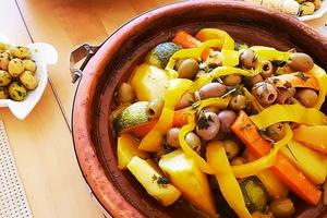 Eat with locals: Saveurs du maroc
