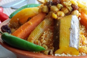 Eat with locals: Couscous