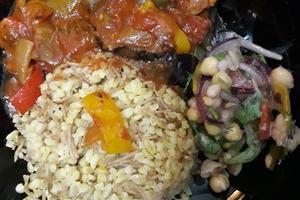 Eat with locals: Cours de cuisine, repas sans gluten et végétarien