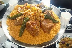 Eat with locals: Berber meals