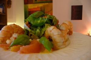 Eat with locals: Roc à pic , une terrasse au coeur de saint raphael