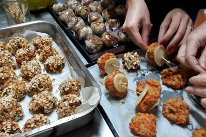 Macrobiotique - cours + repas