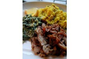 Eat with locals: Icelandic lamb, mediterranean-twist