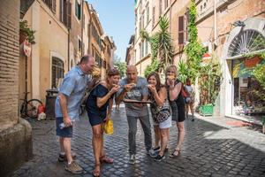 Cenas particulares como en su propia casa: Ancient rome food tour