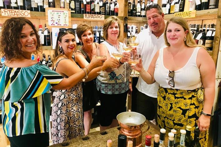 The verona tour: food, wine, history