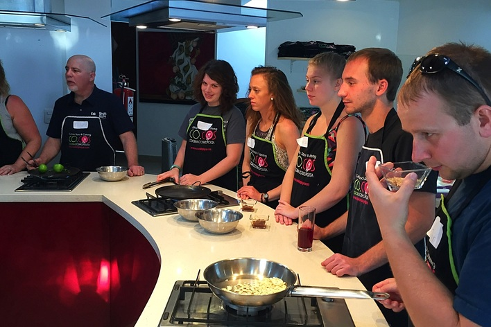 Authentic mexican cuisine cooking classes