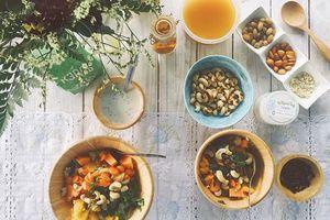 Cenas particulares como en su propia casa: Barcelona healthy morning