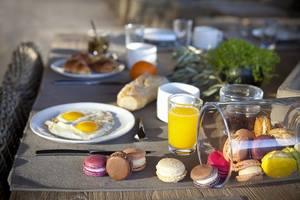 Manger chez l'habitant: Brunch gourmand et vitaminé maison