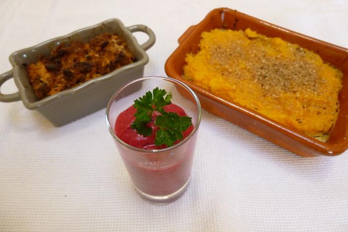 A la d couverte de la cuisine v g tarienne et sans gluten - La cuisine vegetarienne ...