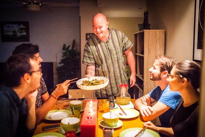 A taste of thai in madrid menu #1