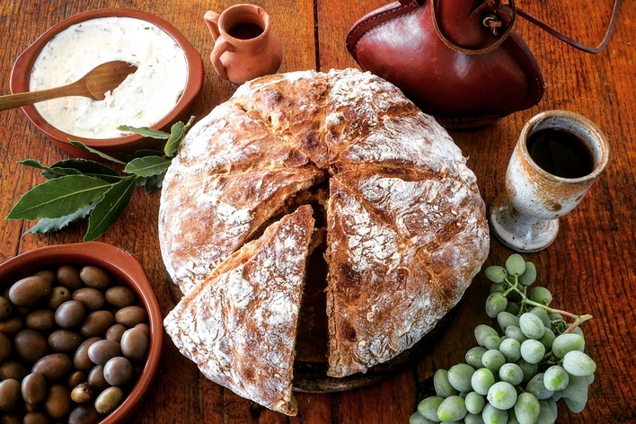 Historic cooking class: ancient rome