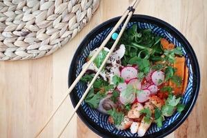 Manger chez l'habitant: L'asiatique