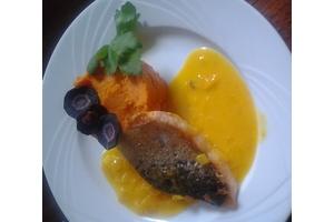 Cenas particulares como en su propia casa: Cuisine de terroir, cuisine authentique
