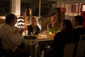 Manger chez l'habitant: Fêtez la saint valentin en provence
