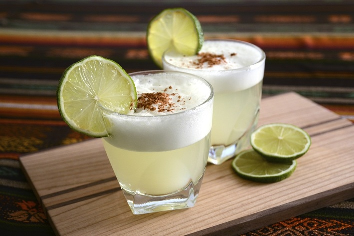 Taste peruvian food and do your own pisco sour