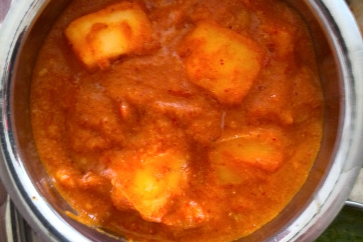 Royal indian meal
