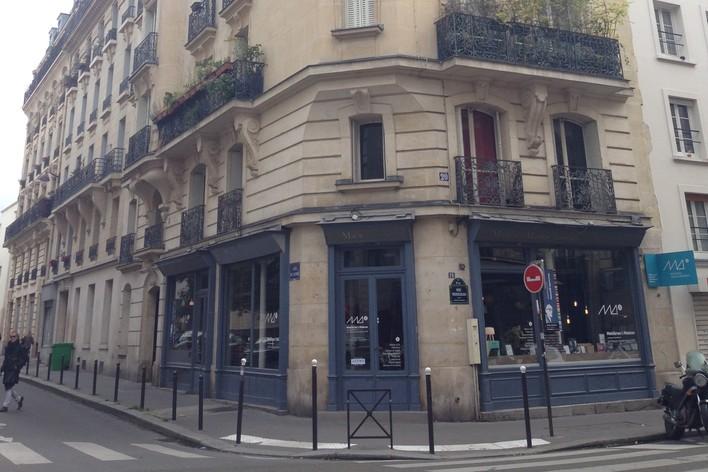 dinner in paris / dîner à paris