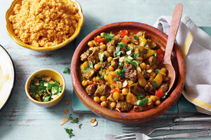 Eat with locals: Pour un soir au maroc
