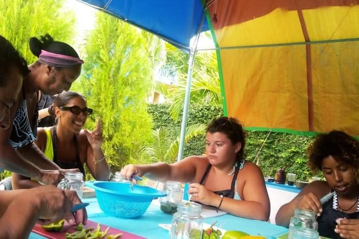 Aprenda de mojitos y comida cubana!