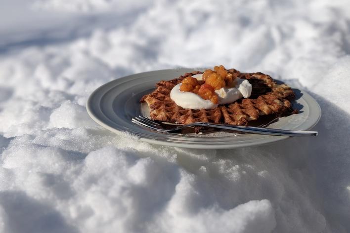 Lapland crossover cuisine