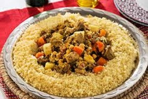 Eat with locals: Maravilloso couscous del desierto