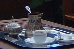 Cenas particulares como en su propia casa: Voyage en bosnie autour d'une table