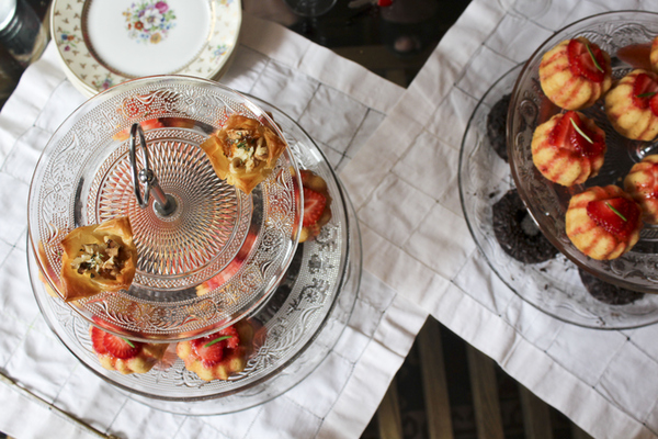 Tea & tipples: a gourmet afternoon of cocktails, caffeine and canapés