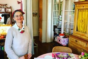 Cenas particulares como en su propia casa: Dîner artistique, bio et sans gluten!   / artistic diner in paris, org...