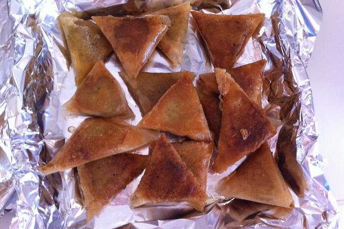 Gâteaux flashis et gourmands, spécialités orientales !