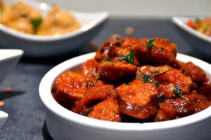 Manger chez l'habitant: Un véritable repas créole, français et relaxant