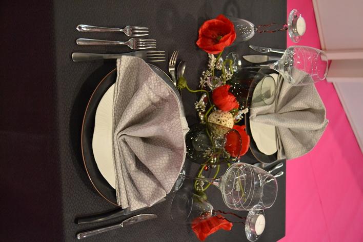 dîner romantique chez kristina