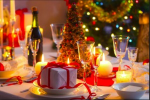 Eat with locals: The roundabout festive diner