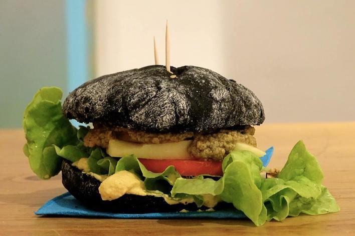 Burger bio et véggie