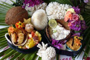 repas-soirée tahitienne, crÉteil